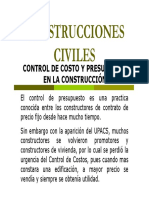 CONSTRUCCIONES CIVILES Clase 4 [Modo de compatibilidad]