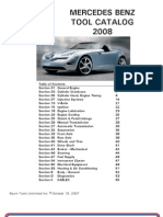 Mercedes Tools Catalog