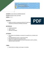 El sueño de las letras. PDF