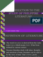 philippineliterature