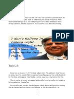 Ratan Tata-Term Paper