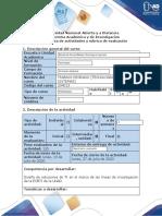 Guía actividades y rúbrica evaluación - Paso 4 - Diseño de solución tecnológica de proyectos TI