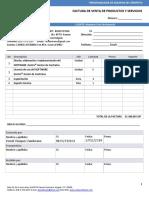 01-4 Factura Venta de Licencia de Software Zentro Gestor de ContratosREYNERIO