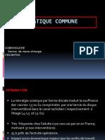 21- Neurologie - Lombosciatique commune