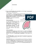 ACD 15- Pericardium & External Heart
