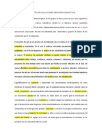 (ENSAYO)-PROYECTO DE AULA COMO RECURSO DIDACTICO