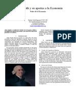 Aportes de Adam Smith