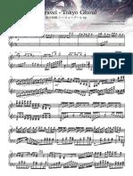 Unravel - Full Score