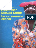 Alexander McCall Smith - 05La Vie Comme Elle Va