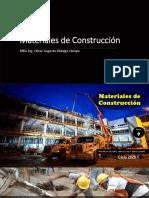 Semana 5 - Sesión 1 MATERIALES DE CONSTRUCCIÓN - OHQ - El Concreto.pdf