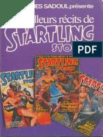 Sadoul, Jacques - Les meilleurs récits de Startling Stories