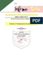 Informe S2 - Grupo 8
