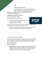 EXPOSICION DE CATEDRA REGLAMETO E