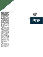 A Arma da Teoria - Amilcar Cabral