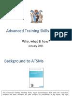 ATSM Talk January 2011