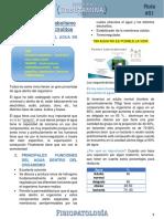 Trastornos del metabolismo del agua y electrolitos Dr. Fredy Sandi L