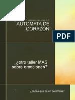 AUTOMATA DE CORAZÓN