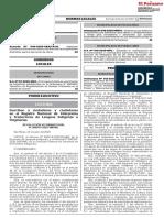 RESOLUCION VICE MINISTERIAL N° 000019-2020-VMI/MC