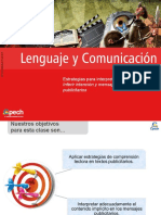 Clase 14 Estrategias para interpretar textos publicitarios 2015 CES