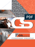 Gs Construction Company Profile Update 3