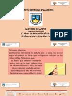 Lenguaje y Comunicación Segundo Básico B NEEP y NEET (Semana del 20 de Julio) (1)