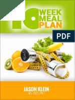 10+Week+Meal+Plan