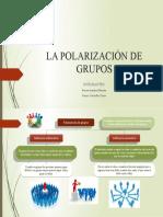 La polarización de grupos