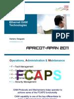 APRICOT2011-Ethernet-OAM-Santanu.pdf