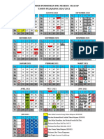 Kalendik SMANIC 2020-2021 (Rencana)