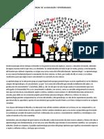 CIENCIAS  DE  LA EDUCACIÓN  Y EPISTEMOLOGIA