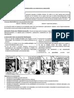 INTRODUCCIÓN A LAS CIENCIAS DE LA EDUCACIÓN - M1