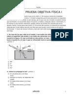 Actividad_ PRUEBA OBJETIVA FÍSICA I