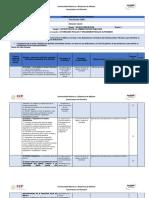 Planeación didáctica M13 S1 Julio 2020