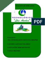 INVESTIGACIÓN DE MERCADOS TAREA NRO. 3 - CUESTIONARIO.pdf