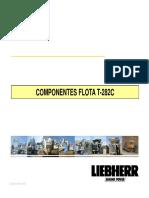 Componentes Liebherr - Pesos