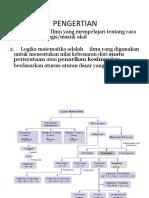 ppt logika matematika (pernyataan)