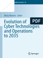 Evolution of Cyber Technologies and Operations to 2035 2015