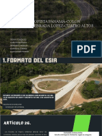AUTOPISTA PANAMÁ-COLÓN