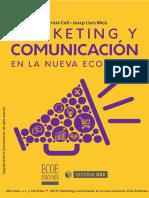 Marketing y comunicación en la nueva economía 1