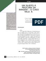 Jacques Lacan - O Caso de Mademoiselle Brigitte - Texto.pdf