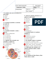 Cuestionario sobre la célula Listo para entregar