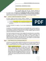 CURSO GUÍA N°2 | Convivencia Social