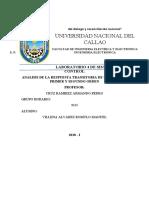 LAB 4 - Sistemas de Primer y Segundo orden(1)