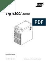 ESAB_Origo_Tig_4300i_AC_DC_Service_Manual