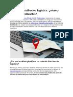Rutas de distribución logística.docx