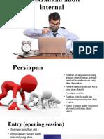 Pelaksanaan Audit Internal Plain