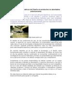 Procesos sistemáticos desarrollo de productos