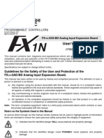 FX1N-2AD-BD MANUAL