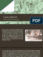 Línea editorial