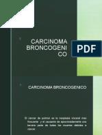 CARCINOMA_BRONCOGENICO